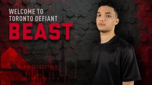 Toronto Defiant Beast