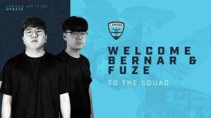 Bernar, Fuze, Fusion University
