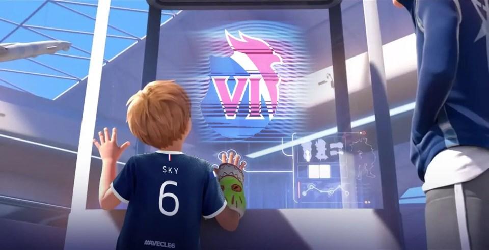 Team France Sky