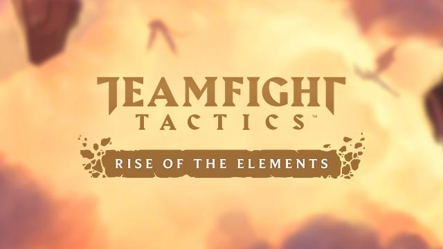 tft rise of the elements