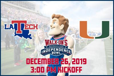2019 Walk-On's Independence Bowl