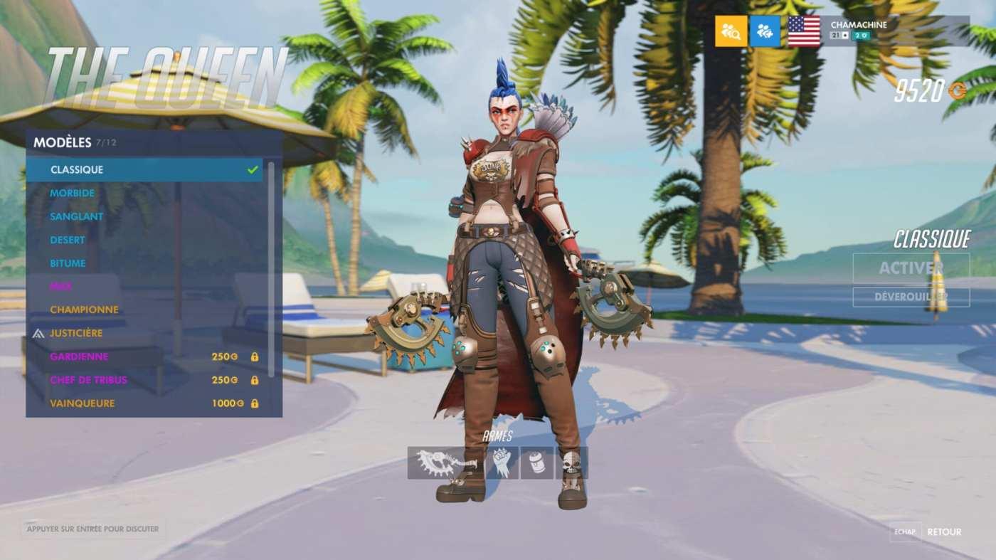 the queen overwatch