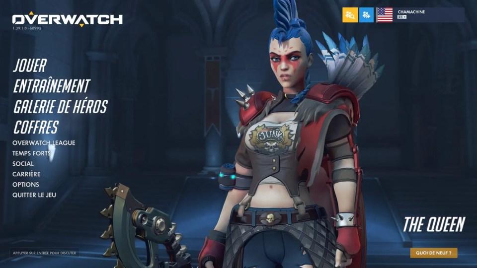 junker queen overwatch
