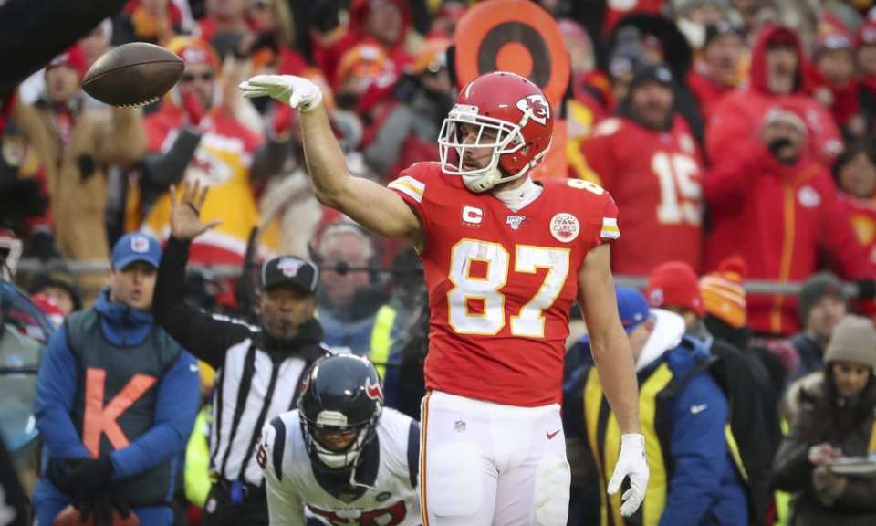 AFC Divisional Round - Texans at Chiefs