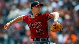 D-Backs Potential Pitching Rotation