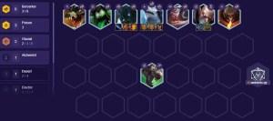 Berserkers optimal board