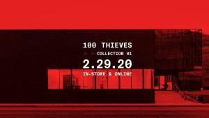 100 Thieves Apparel