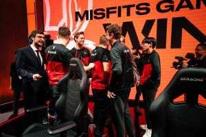 Misfits vs G2