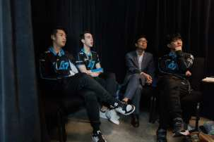 Immortals plays Counter Logic Gaming in Week 6