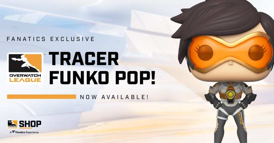 A Look at the Future of Funko and the Overwatch League
