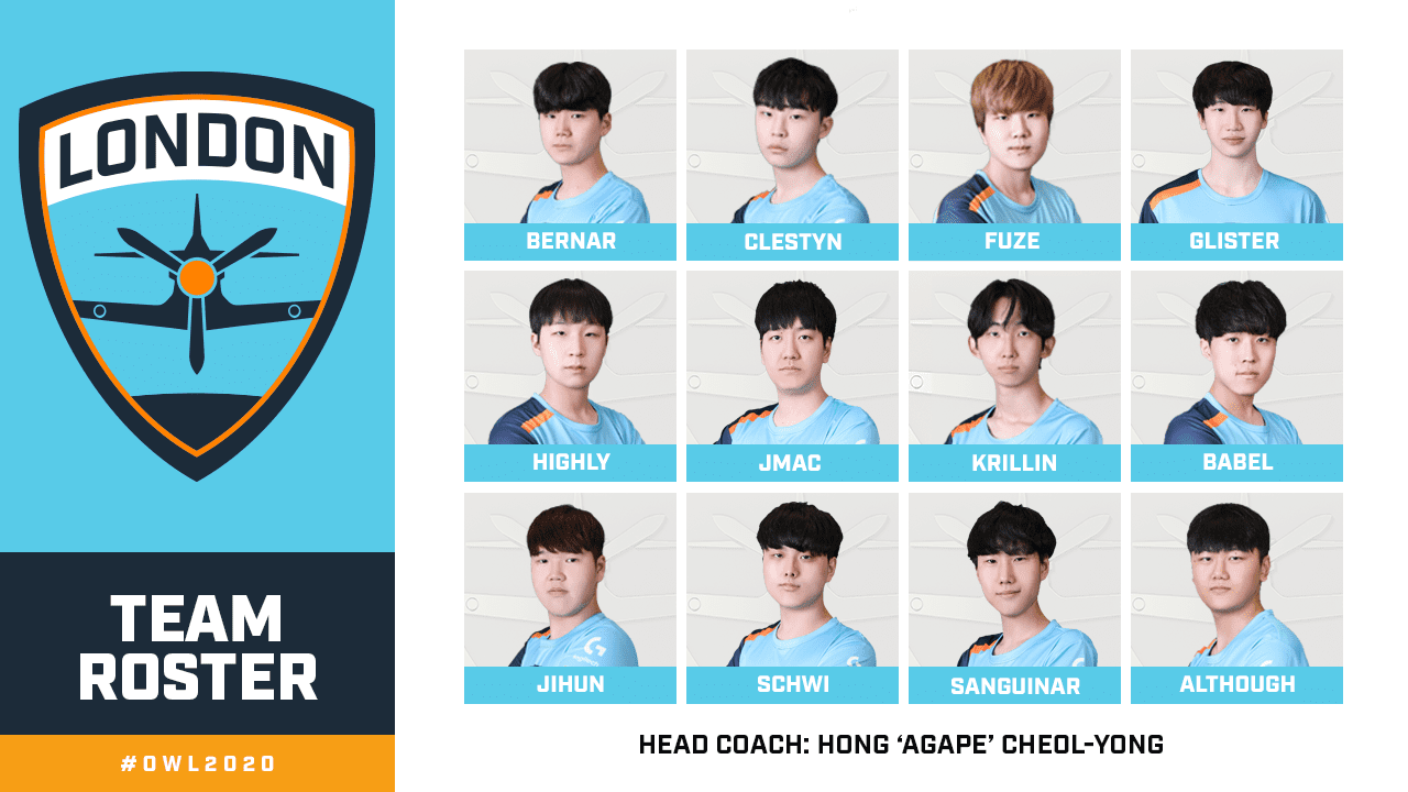 Hero Pools in the Overwatch League