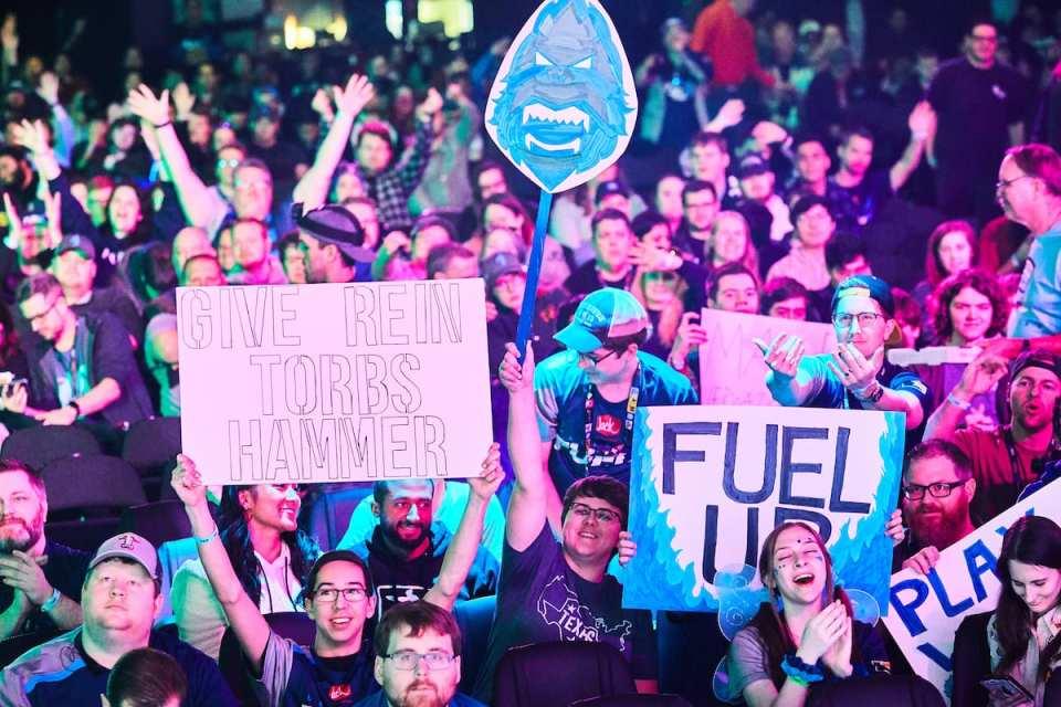 overwatch league opening weekend
