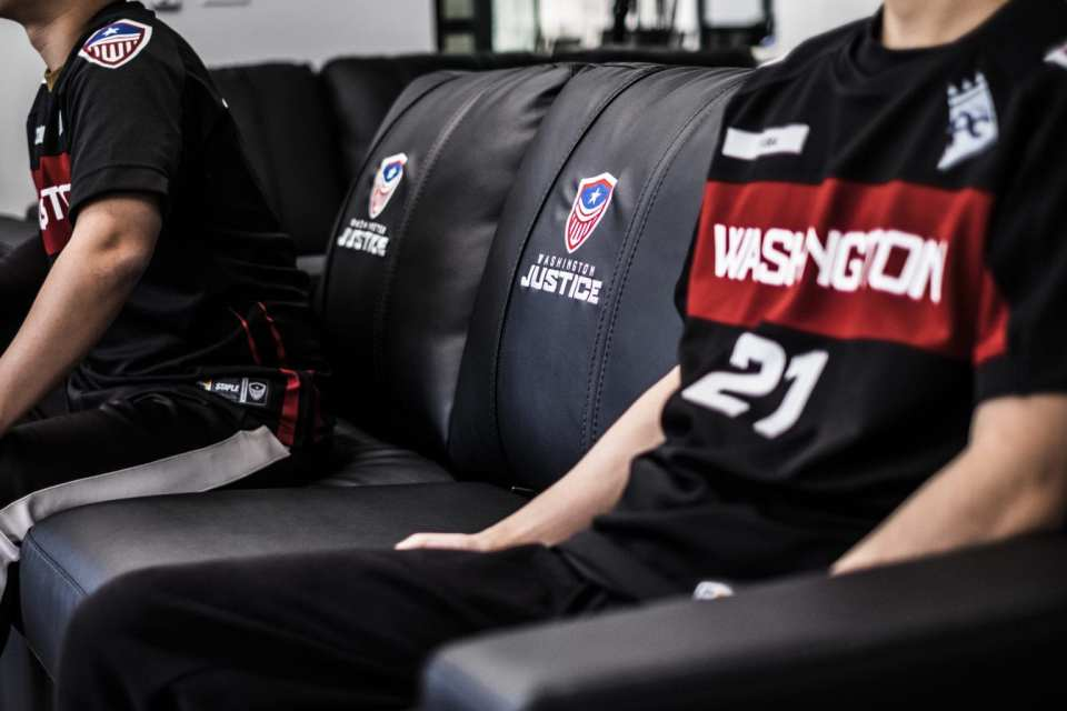 Washington Justice partners with DreamSeat