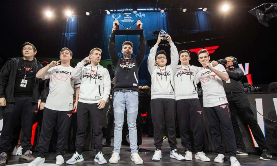 FaZe Continue Their Search and Destroy Dominance
