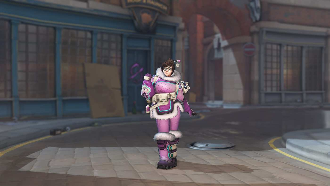 overwatch archives skins