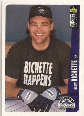 dante bichette bad defense 1999