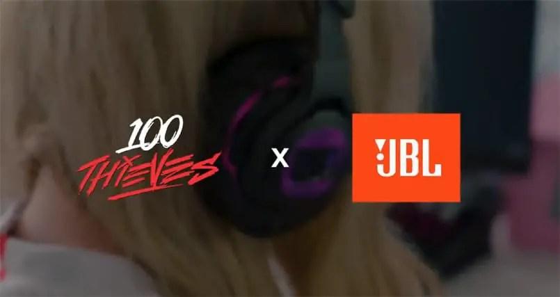 100 Thieves JBL