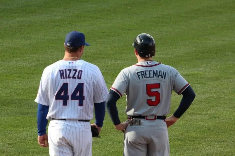 Fantasy Baseball First Base and DH Rankings