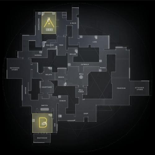 Practice Range New Map