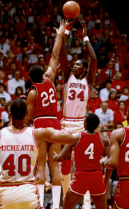 NBA history Hakeem Olajuwon
