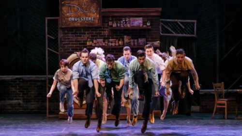 Gunagzhou Charge- West Side Story