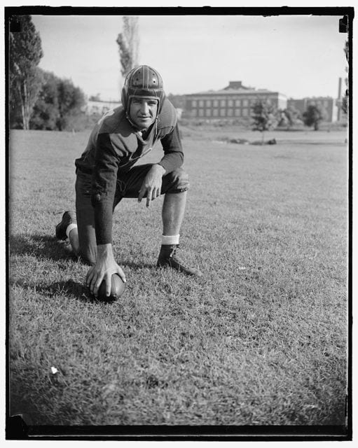"The Revolutionary Tale of ""Slinging"" Sammy Baugh and how one man Changed the NFL Forever"
