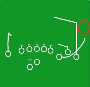 Pat Shurmur pass play