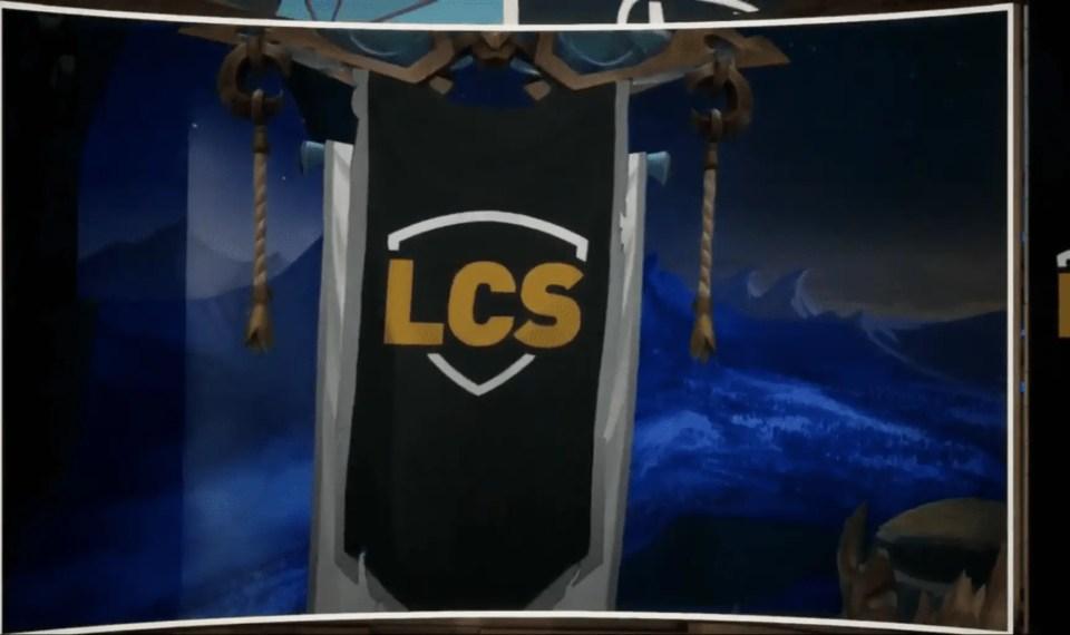LCS Intro Summer 2020
