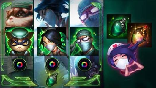 Riot Games to donate proceeds from Nurse Akali, Kennen, M.D., and Surgeon Shen