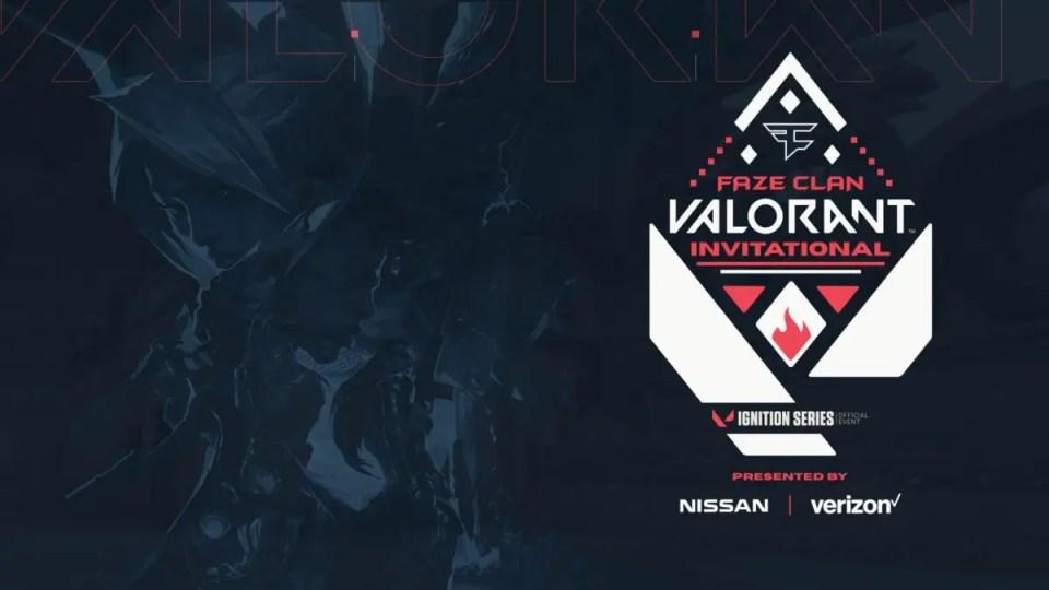 VALORANT FaZe Clan Invitational