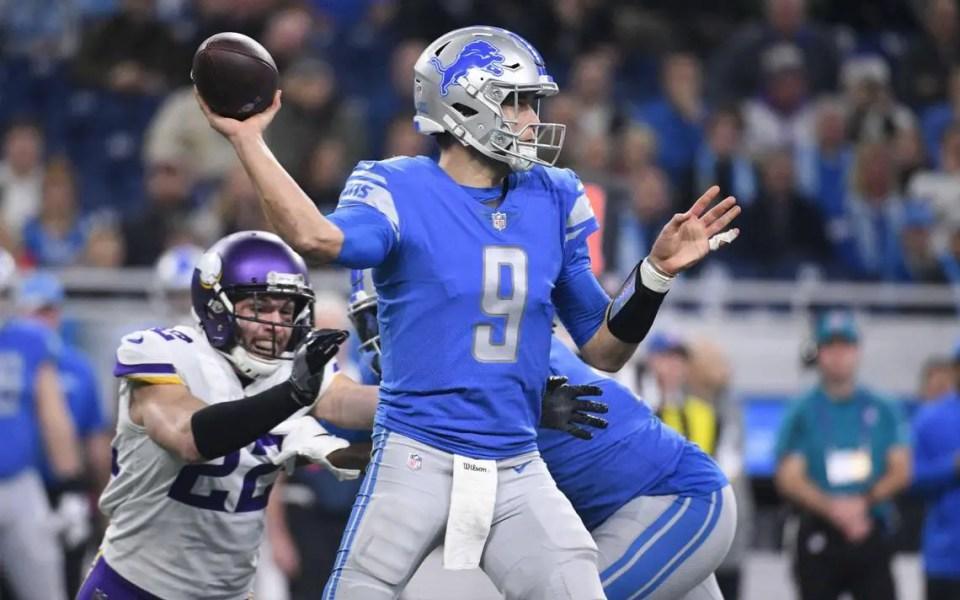 Detroit Lions: Improvement on the Horizon