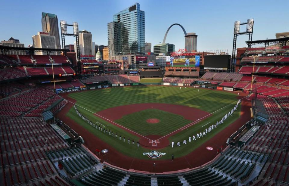 St. Louis Cardinals Season Delayed After 13 Positive Tests