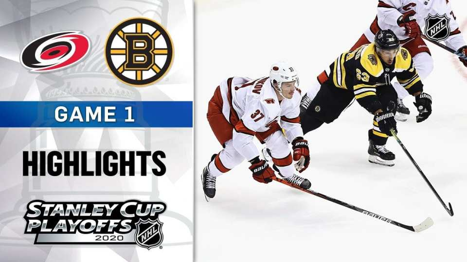 Boston Bruins vs. Carolina Hurricanes game recap