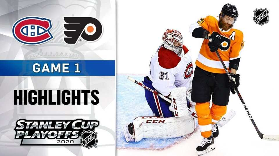 Montreal Canadiens vs. Philadelphia Flyers game recap