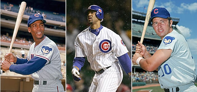 Chicago Cubs All-Time Starting Lineup