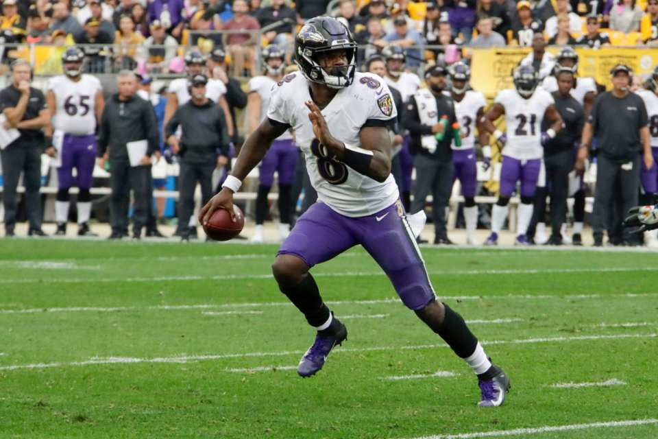 The Baltimore Ravens: an All-Around Nightmare Opponent