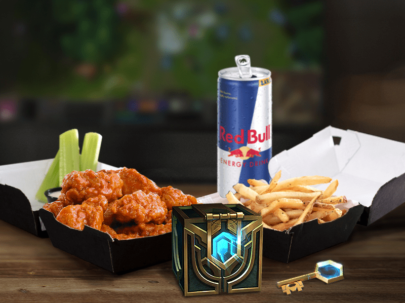 Buffalo Wild Wings to offer the LCS Wing Bundle starting September 25.