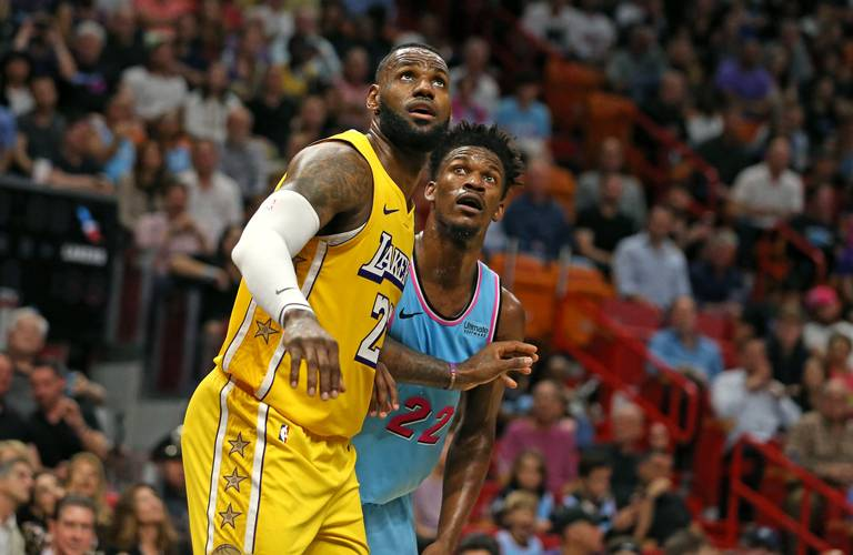 Lakers - Heat 2020 NBA Finals Preview