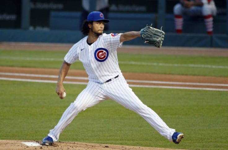Is Yu Darvish the Favorite to win NL Cy Young