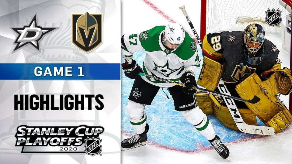 Dallas Stars vs. Vegas Golden Knights game recap