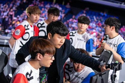 Miracle Overwatch World Cup