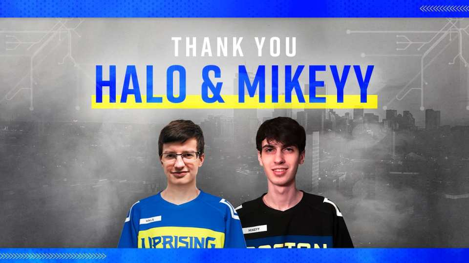 Uprising Release Halo Mikeyy