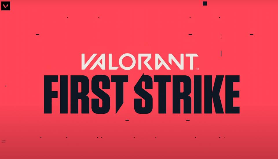 VALORANT First Strike NA