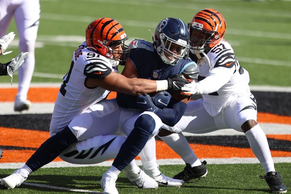 Titans Look to Get Back on Track Against Bears