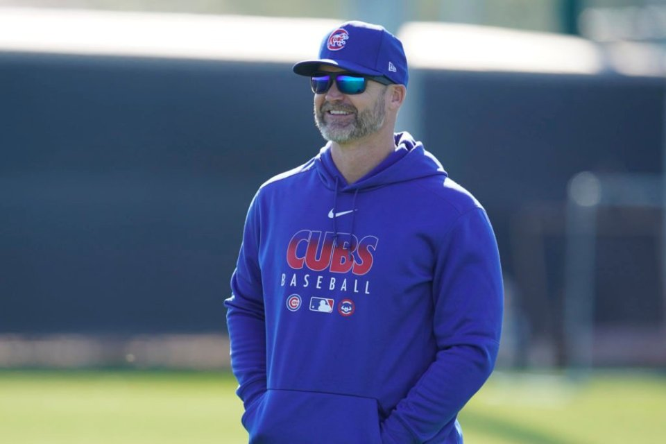 Can David Ross Win NL Manager of the Year?