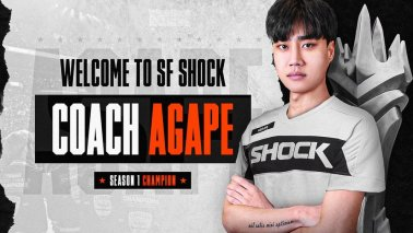 San Francisco Shock Coach