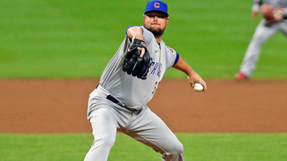 The Chicago Cubs Move on from Jon Lester