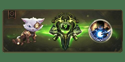 Cosmic Creation Legends Runeterra