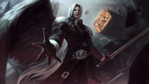 Sephiroth in the Meta