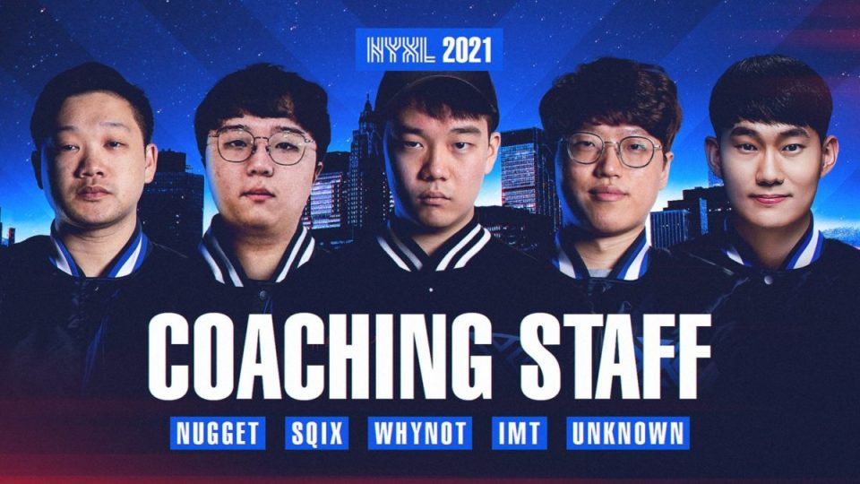 Excelsior 2021 Coaching Staff